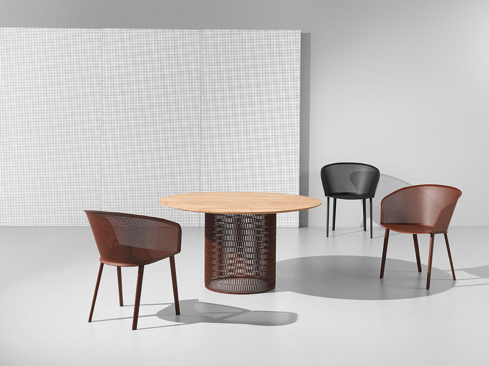 Nueva silla Kettal Stampa de Ronan y Erwan Bouroullec