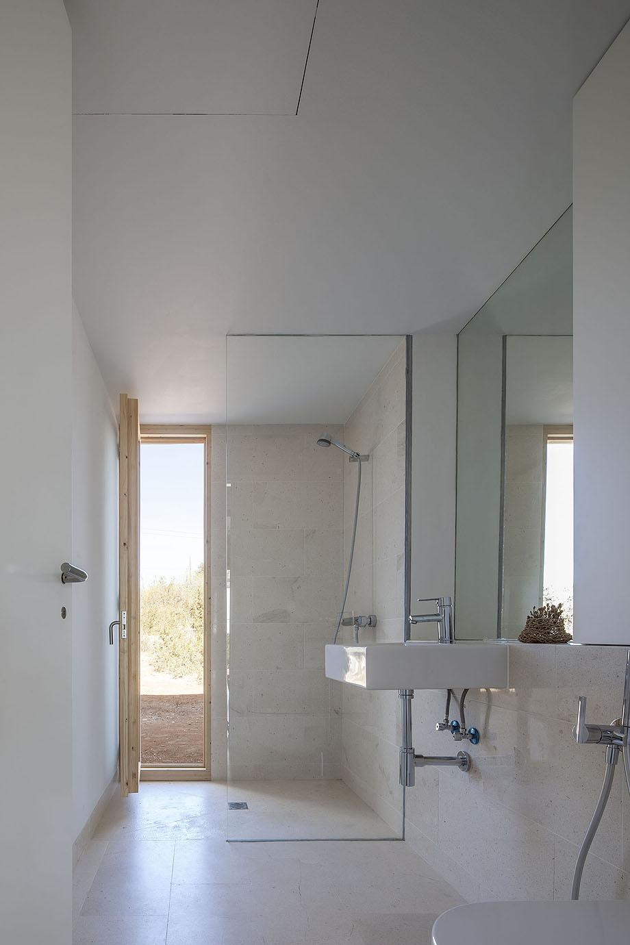 Vivienda bioclimtica en Formentera de Mari Castell