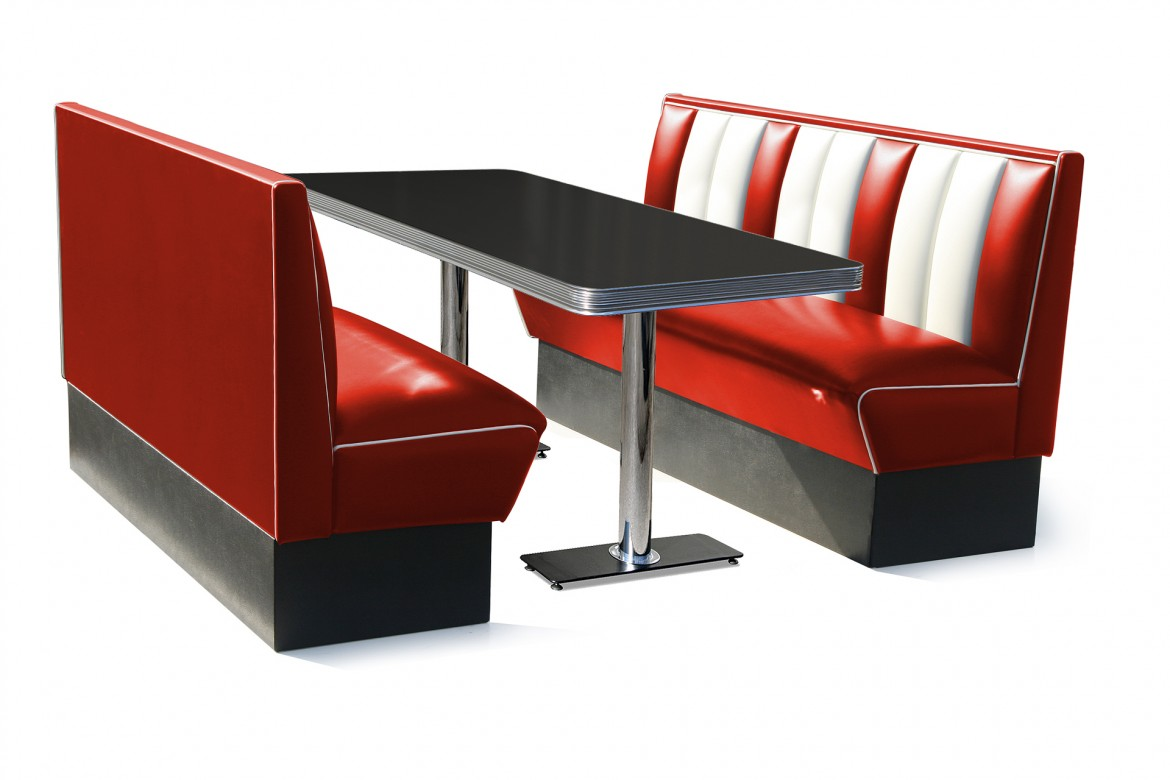 1950s retro kitchen table chairs  Bringing Back Classic