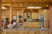Kitchen design ideas for log homes - 15 things to ...