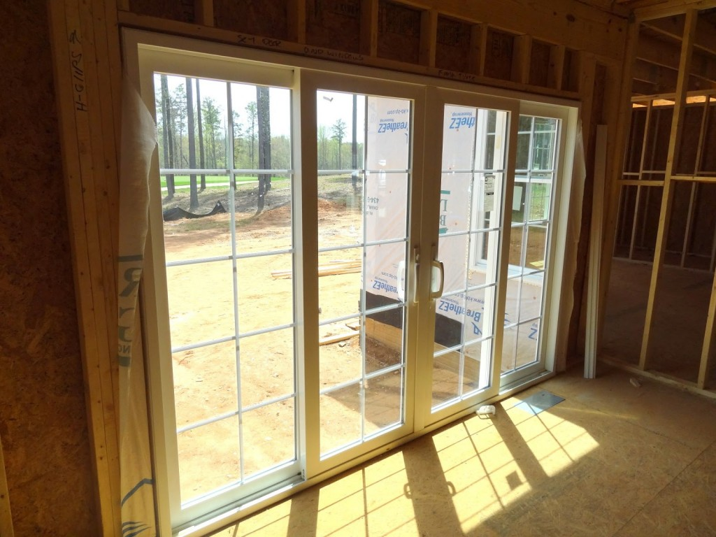 Lowes double french doors exterior