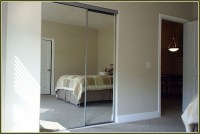 mirrored closet doors sliding