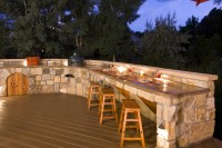 Outdoor kitchen lighting - 18 essentials for a good ...