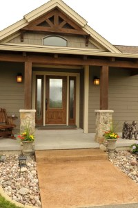 Exterior paint colors rustic homes - a breath of fresh air ...