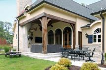 Make Home Beautiful With French Country Exterior