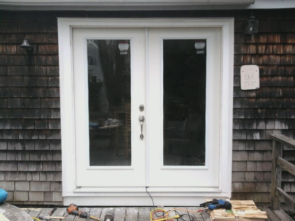 Double French Doors Exterior Outswing Vtwctr