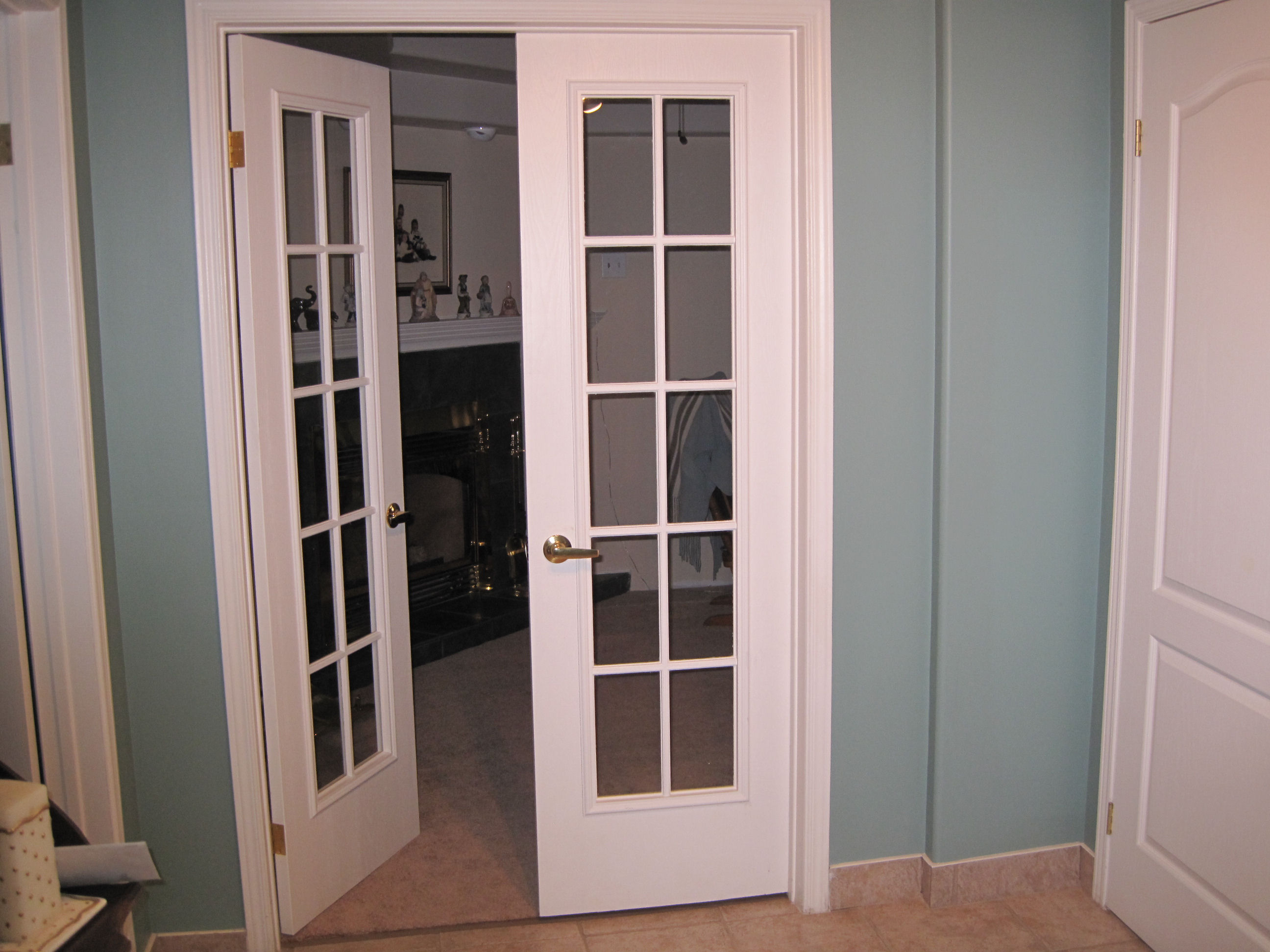Add Elegance Home With French Doors Interior 36