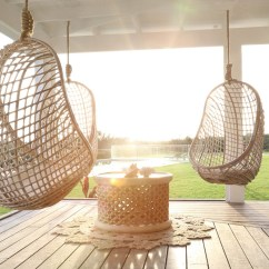 Rattan Egg Chair Land Of Nod Instructions Outdoor Wicker Bring An Attractive And