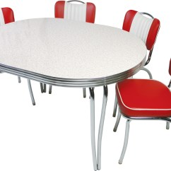 Red Retro Kitchen Chairs Reading Lounge Chair Table When Become A