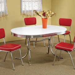 Red Kitchen Table Set Outside Grill Interior And Exterior Doors Interiorexteriordoors Com