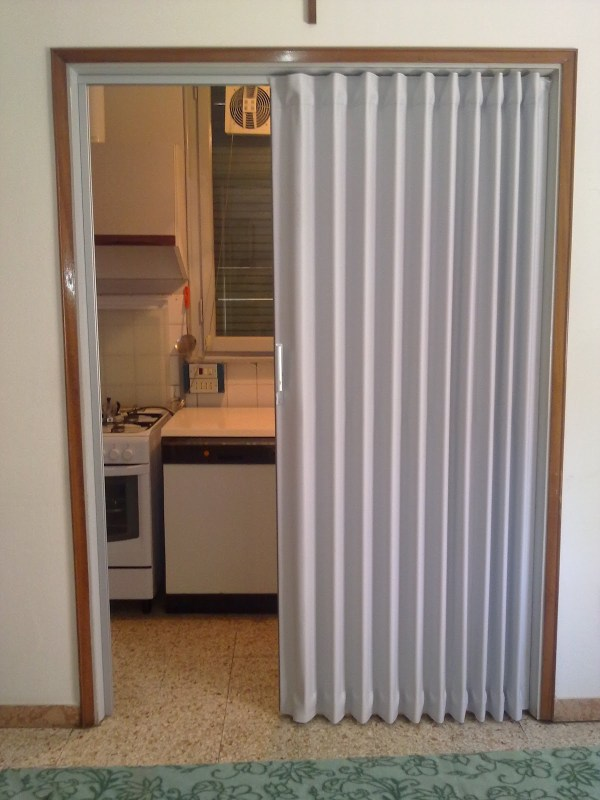 Accordion Folding Door for Kitchen