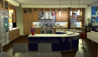 L shaped kitchen layouts with island - increasingly ...