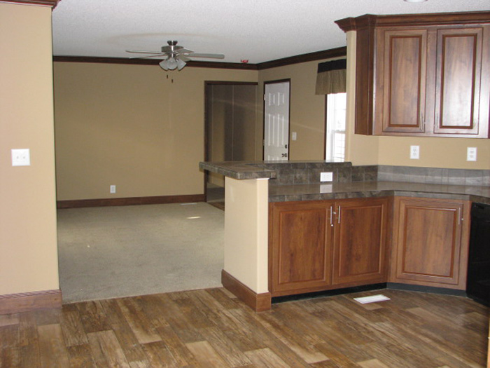Kitchen design ideas for mobile homes  Make it Simple and