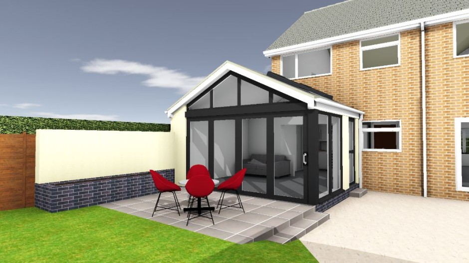 Garden Room Design Ideas