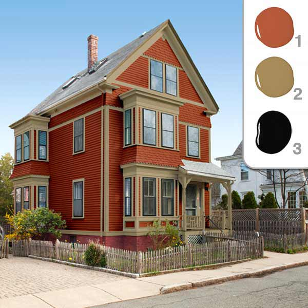Affordable Unique Trim Colors For Red Brick Houses Home Design Ideas Best Exterior  House Colors With With Door Color For Red Brick House.