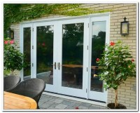 French doors exterior outswing
