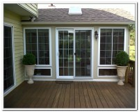 French doors exterior with screens | Interior & Exterior Ideas