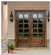 10 Inspiring French Wooden Exterior Doors Photos ...