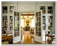 French doors for interior office | Interior & Exterior Ideas