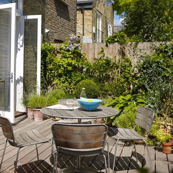 Garden Design Ideas For Terraced House Interior & Exterior Doors