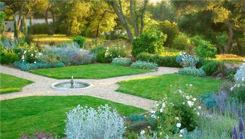Garden Design Ideas Large Gardens Interior & Exterior Doors