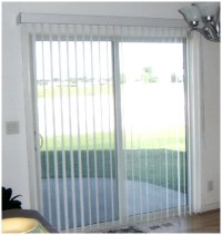 Patio Door Blinds and Shades