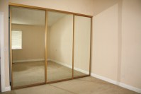 Sliding glass mirrored closet doors Are Sweet For The ...