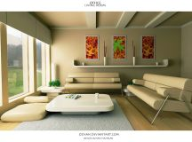 Interior Exterior Plan | Office Living Room Space