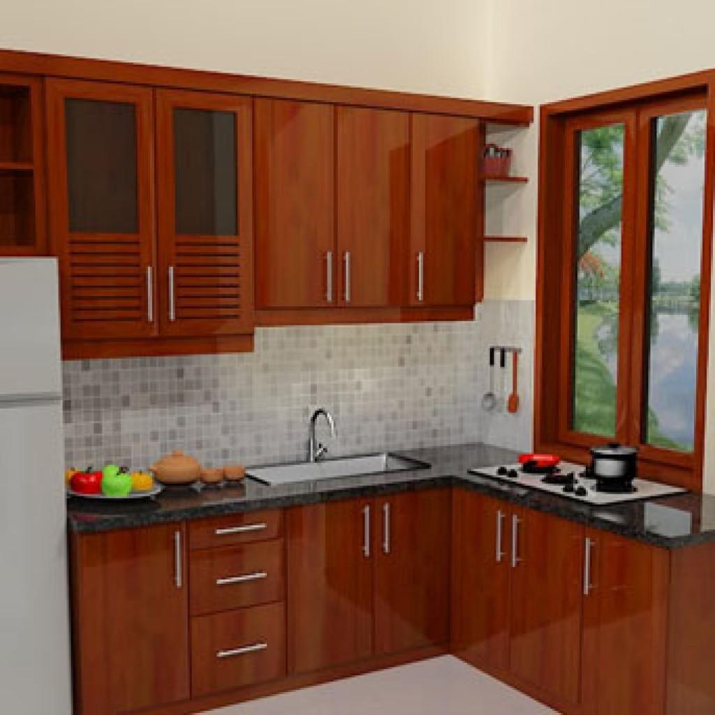 Model Desain Dapur Minimalis Yang Simple Indah Dan Menawan