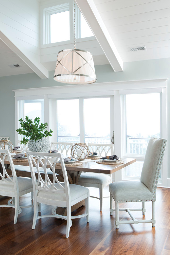 Beach Style Dining Room Design Ideas  Interior God