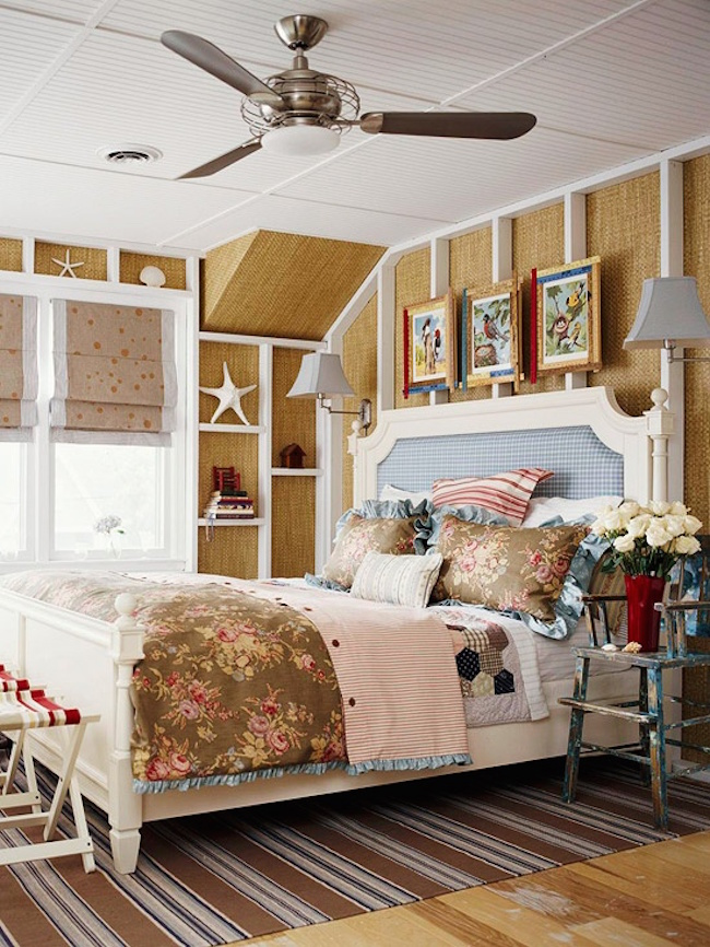 23 Beautiful Beach Style bedroom designs  Interior God