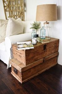 Homey Farmhouse Living Room Designs To Steal | Interior God