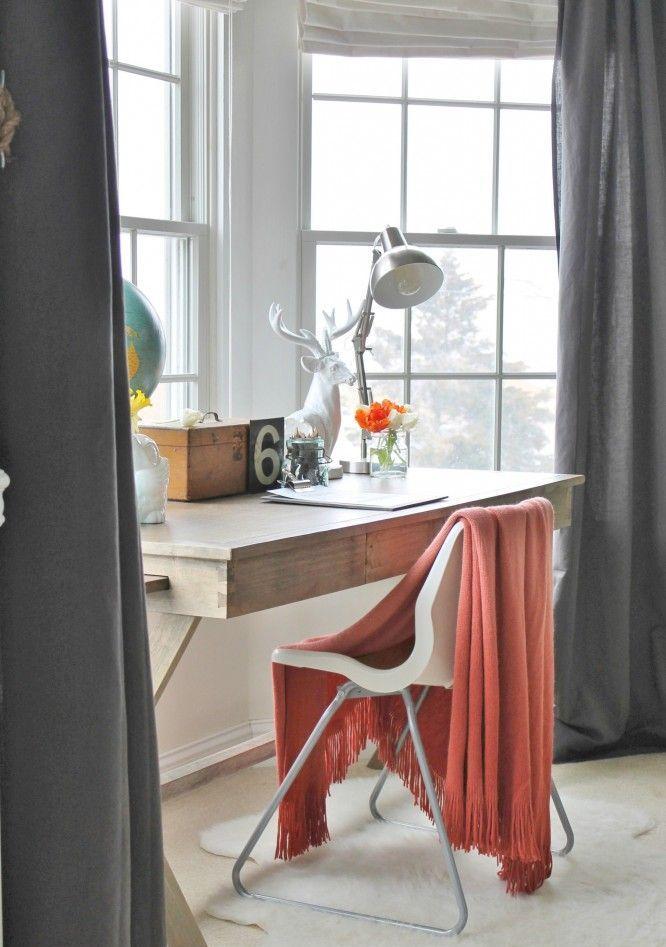 bedroom chair design zero gravity reviews uk 20 farmhouse home office ideas | interior god