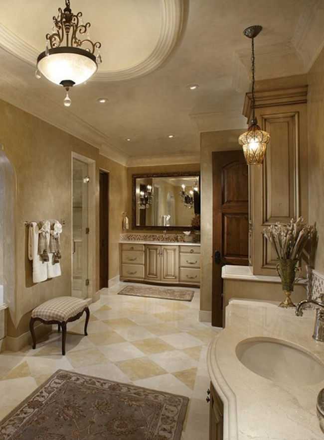 Luxury Bathrooms You Will Never Want To Leave  Interior God