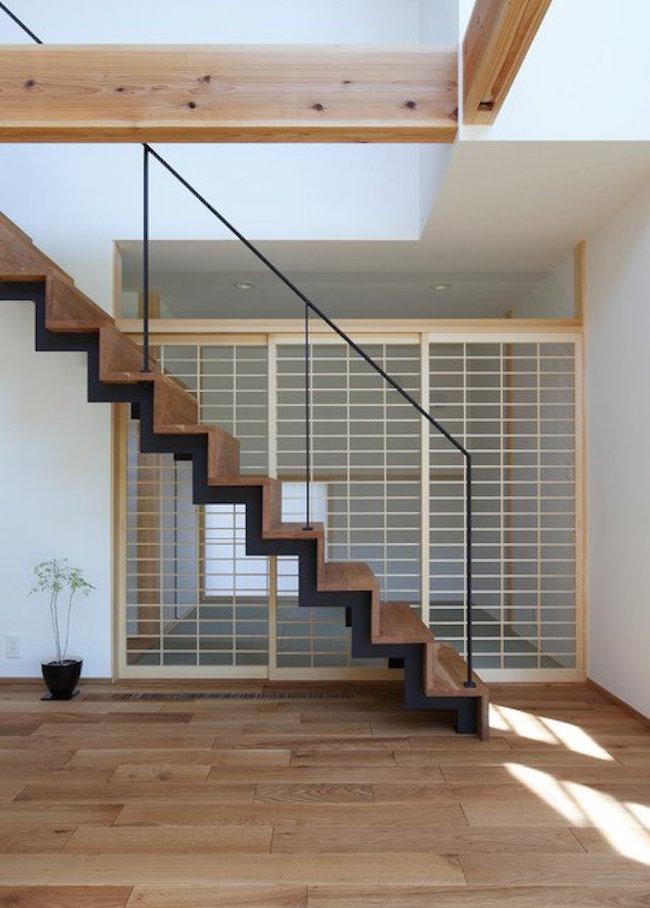17 Elegant Asian Staircase Design Ideas  Interior God
