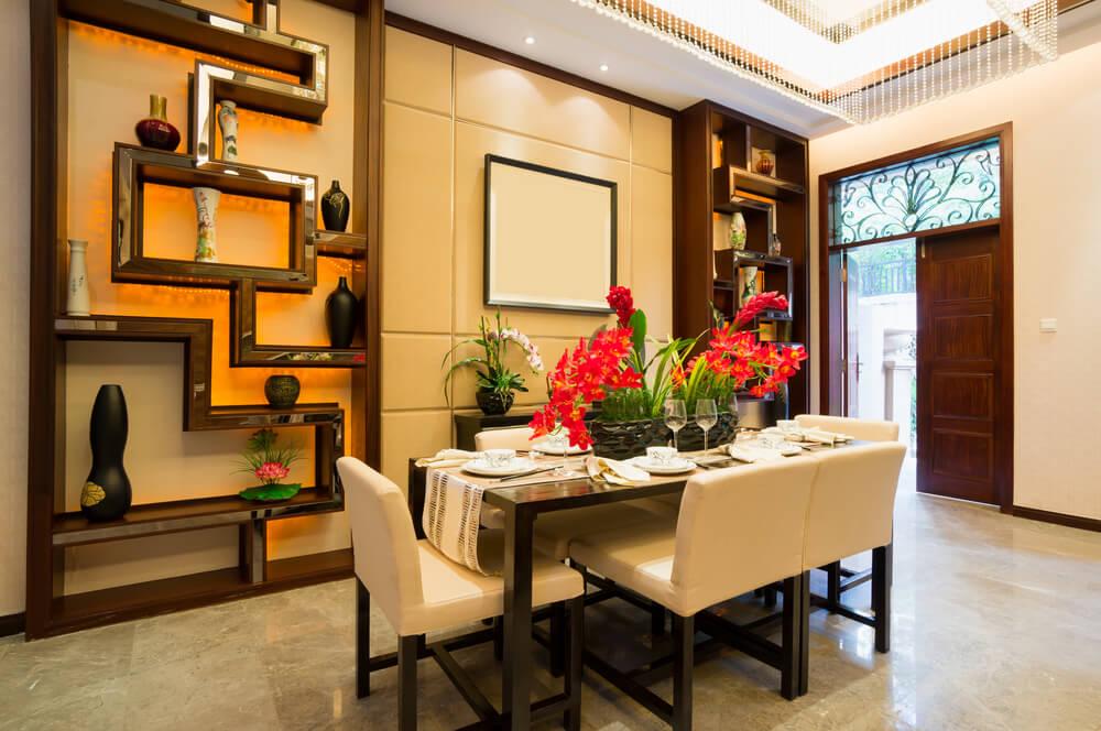 Apartment Decorating Dining Room