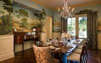 Elegant Wallpaper For Dining Room Pictures to Pin on ...