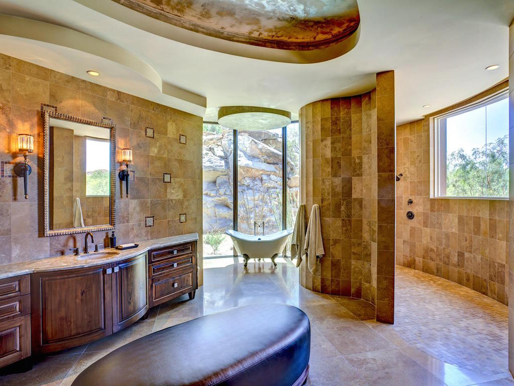20 Rich Southwestern Bathroom Designs To Inspire You  Interior God