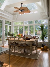 17 Tropical Dining Room Designs To Enjoy The View ...