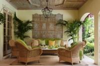 20 Refreshing Tropical Living Room Design Ideas