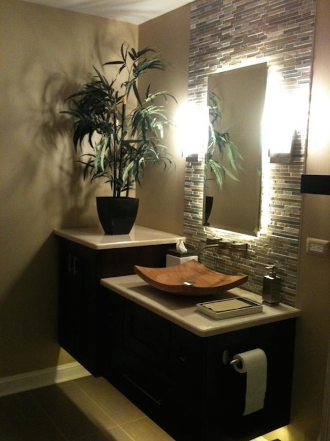 We may earn commission on some of the items you choose to buy. 23 Stunning Tropical Bathroom Design Ideas | Interior God