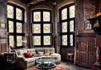 21 Dramatic Gothic Living Room Designs | Interior God