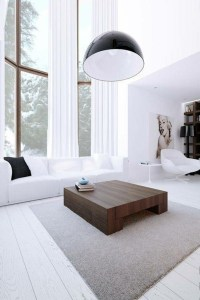 30 Timeless Minimalist Living Room Design Ideas | Interior God