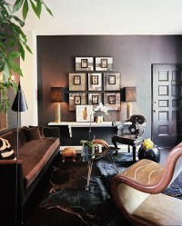50 Masculine Living Room Design Ideas In Various Styles ...