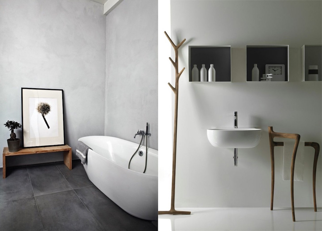 41 Refined Minimalist Bathroom Design Ideas  Interior God