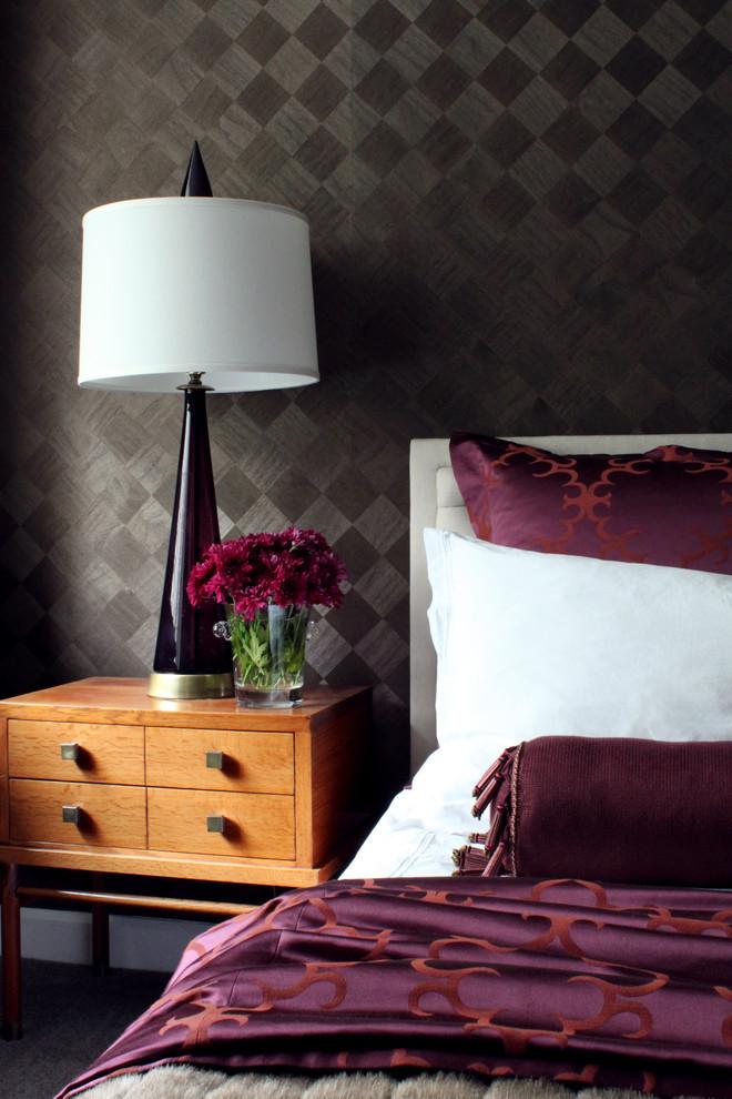 31 Stylish Purple Accent Bedroom Ideas Interior God