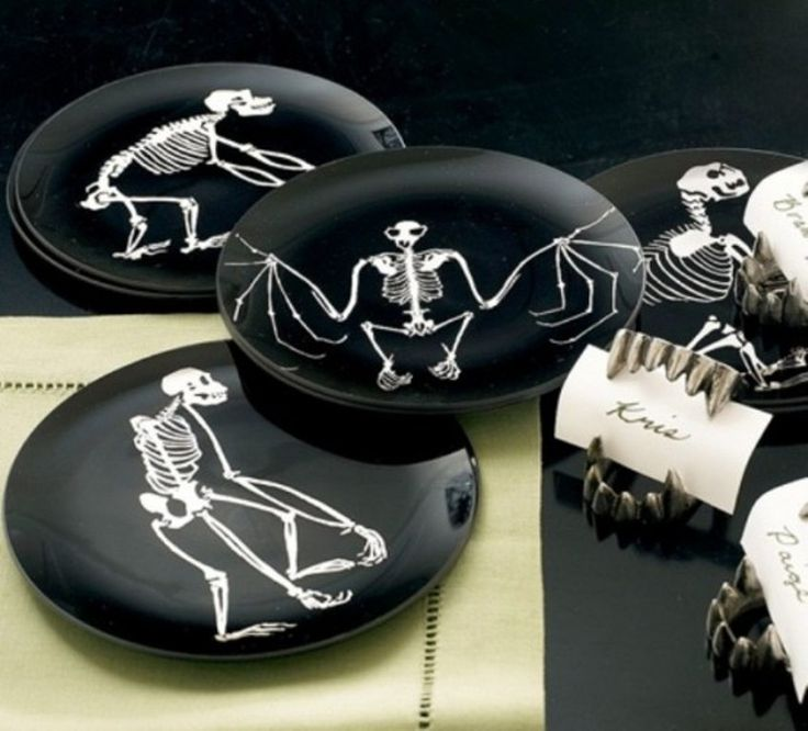 33 Ideas For Black And White Halloween Decor Interior God