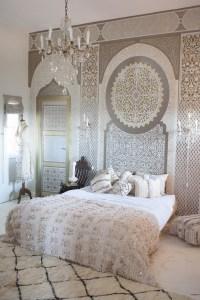 40 Relaxing Moroccan Bedroom Designs | Interior God