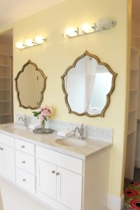 23 Cool Yellow Bathroom Design Ideas | Interior God