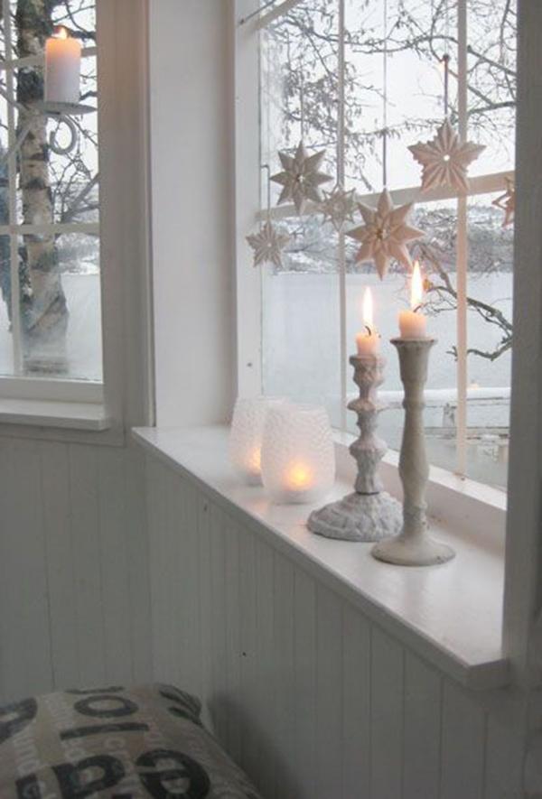 37 Amazing Christmas Window Decor Ideas Interior God